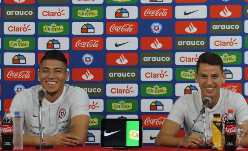 Copa América: Bryan Cortés: Vidal, Alexis, Gary te exigen el 200%