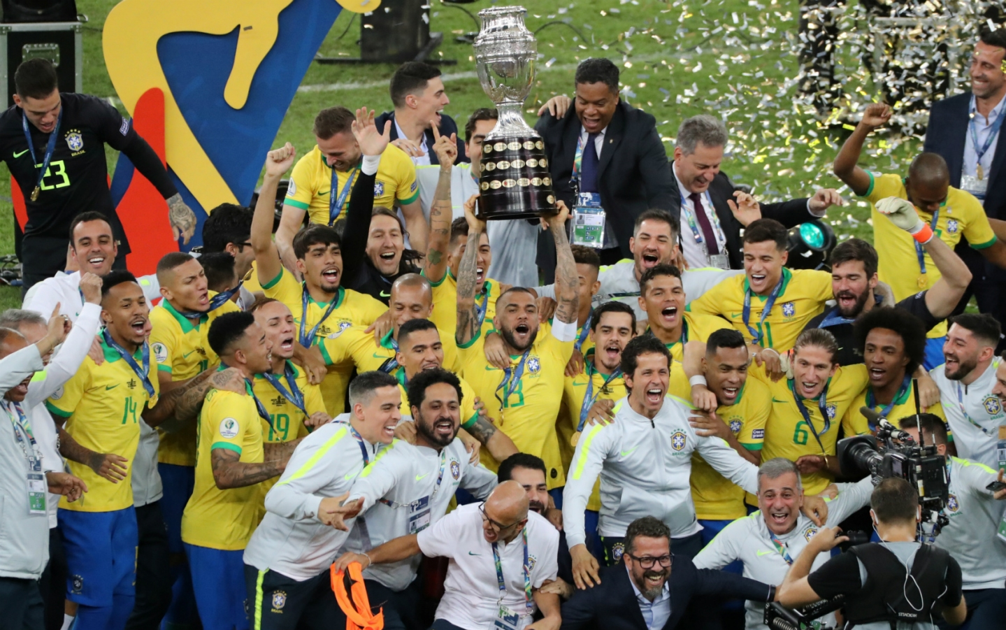Copa America Finale Tv