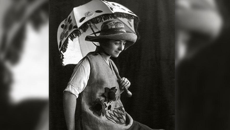 Mujeres Bacanas: Sonia Delaunay, la reina del avant gard | Tele 13