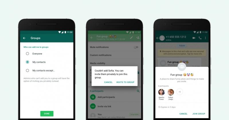 WhatsApp: Así puedes restringir quién te agrega a un grupo | Tele 13