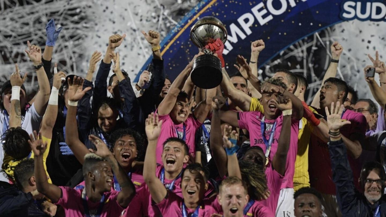 Independiente del Valle, campeón de la Copa Sudamericana 2019   Tele 13