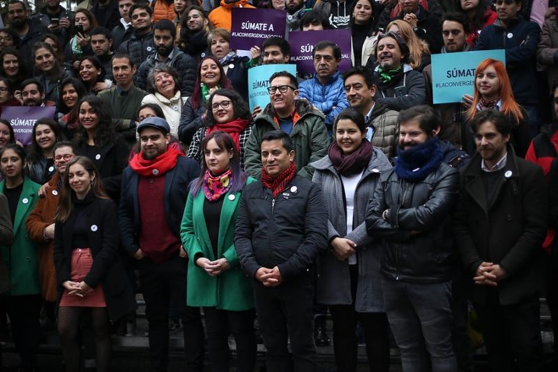 Jorge Sharp renuncia a Convergencia Social tras acuerdo para nueva Constitución