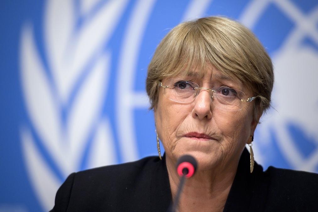 Michelle Bachelet alertó por uso de fuerza policial en Bolivia | Tele 13
