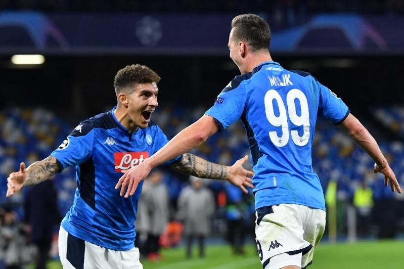 Napoli golea 4 a 0 en Champions pero despide inmediatamente después a Carlo Ancelotti como técnico