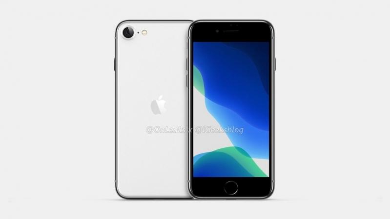 Filtran posible diseño del iPhone SE2: muy parecido a iphone 8 y con touchID incluido