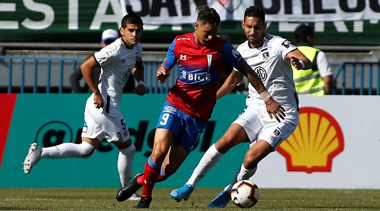 Universidad Católica y Colo Colo se enfrentan en Copa Chile   Tele 13