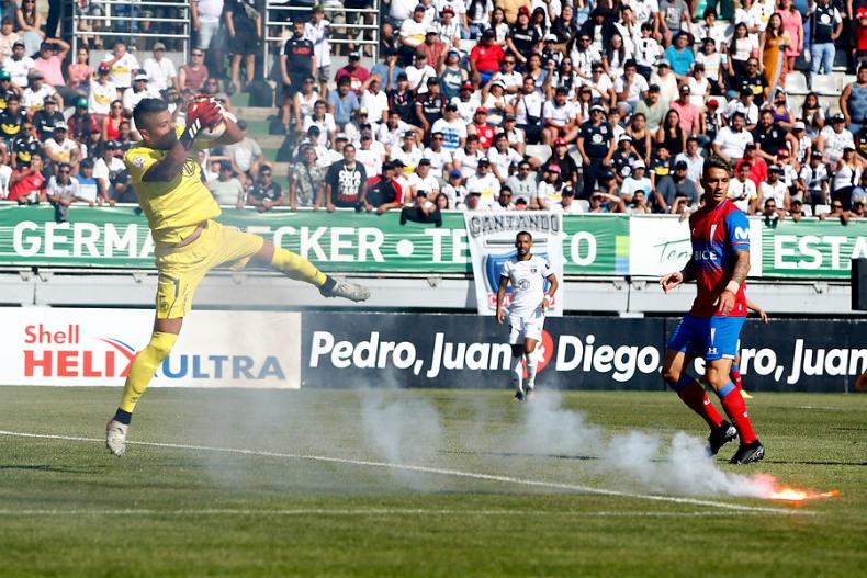 Colo Colo vence a la UC y se mete en la final de Copa Chile   Tele 13