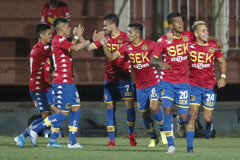 Unión Española venció de forma agónica a Deportes Iquique   Tele 13