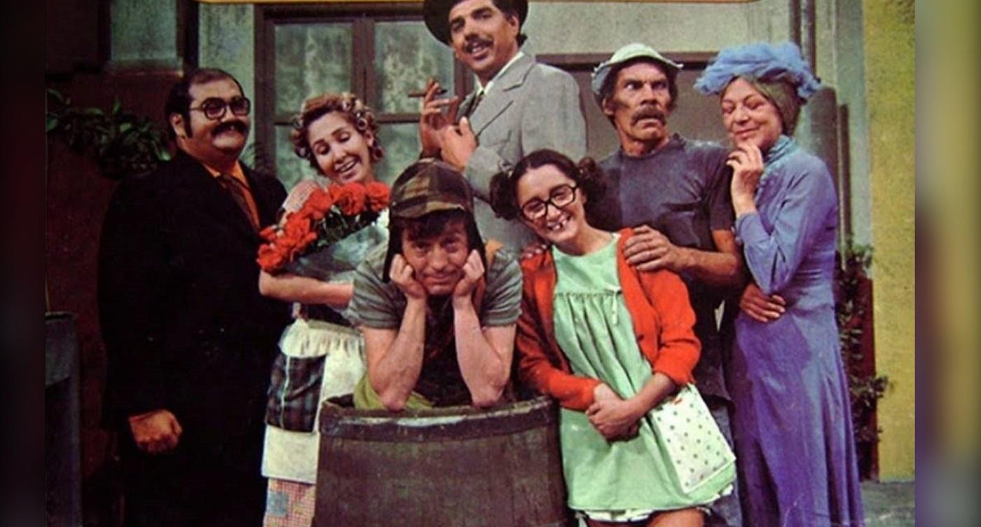 El Chavo Del 8 Sale Del Aire En Toda América Latina Tele 13