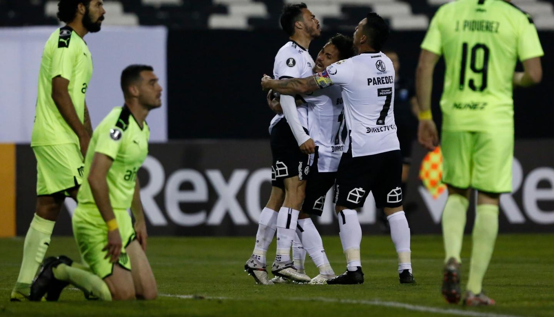 EN VIVO: Colo Colo enfrenta a Peñarol por la Libertadores | Tele 13