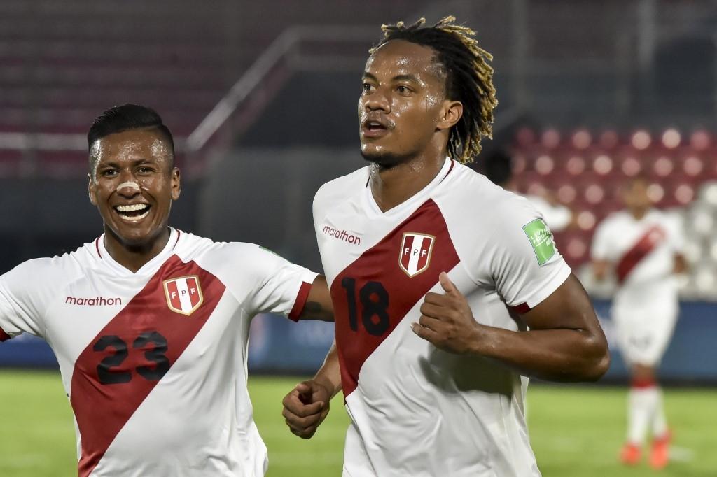 Peru Rescata Un Empate A 2 Ante Paraguay En Asuncion Tele 13