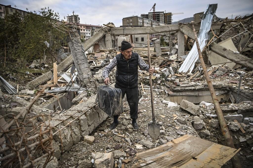 Situación más calma en Nagorno Karabaj pero la tregua es frágil | Tele 13