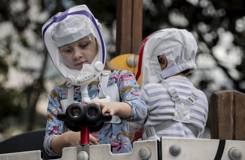 Los niños pueden transmitir el coronavirus igual que los adultos, según los últimos estudios