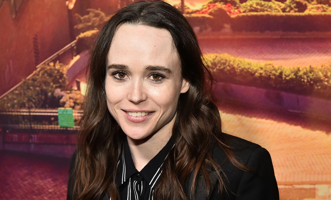 Ellen Page announces that the special Orlando episode of