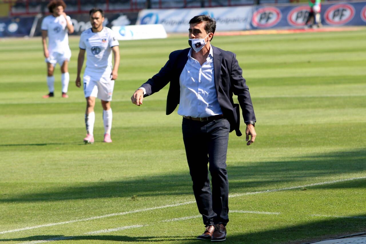 Quinteros lamenta empate de Colo Colo | Tele 13