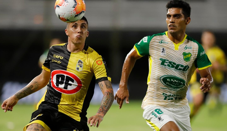 Coquimbo iguala ante Defensa y Justicia por la Sudamericana | Tele 13