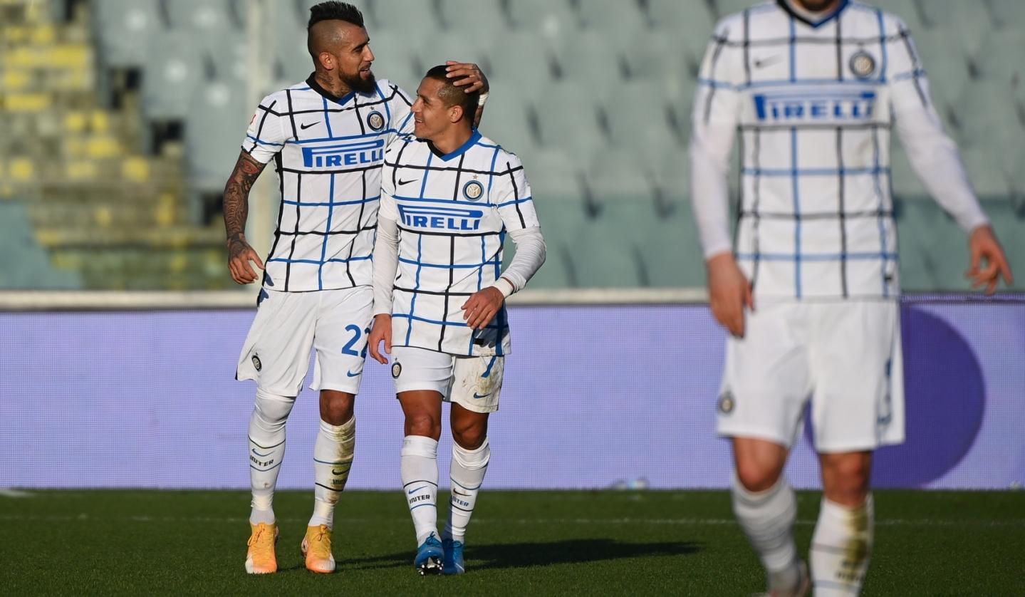Deja el Inter y a Vidal? Alexis Sánchez podría cambiar de club   Tele 13