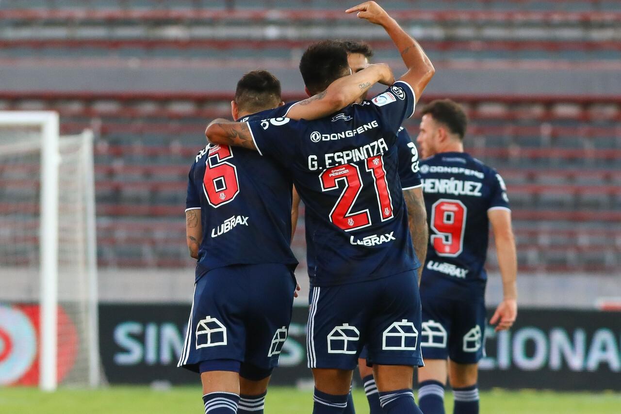 La U aseguró su clasificación a Copa Libertadores   Tele 13