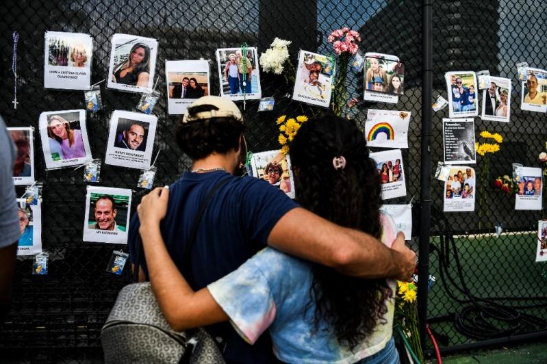 Carta alertó en abril del crítico estado de edificio colapsado en Miami