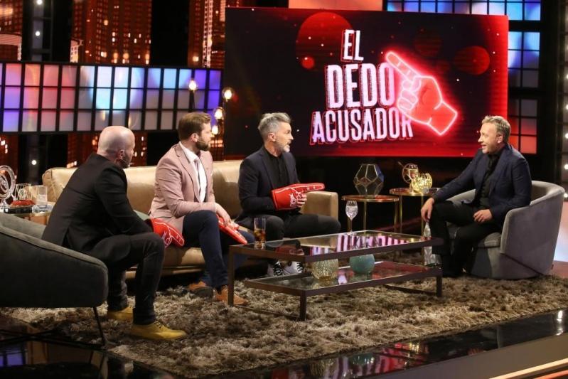 """""""Grande Cuchumbi"""": Cristián Sánchez recordó a su fallecido hermano en estreno de Los 5 Mandamientos"""