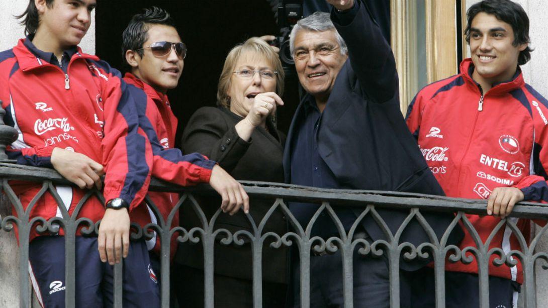 José Sulantay y actual generación de la Roja: Dijimos que daríamos un vuelco al fútbol chileno