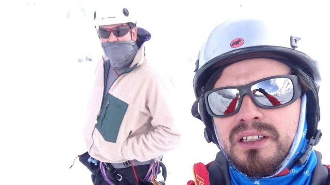 Dura decisión: Expedición chilena en el Everest inicia descenso
