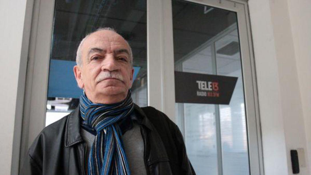 Eduardo Santa Cruz analizó la Copa América en Tele13 Radio 103.3 FM