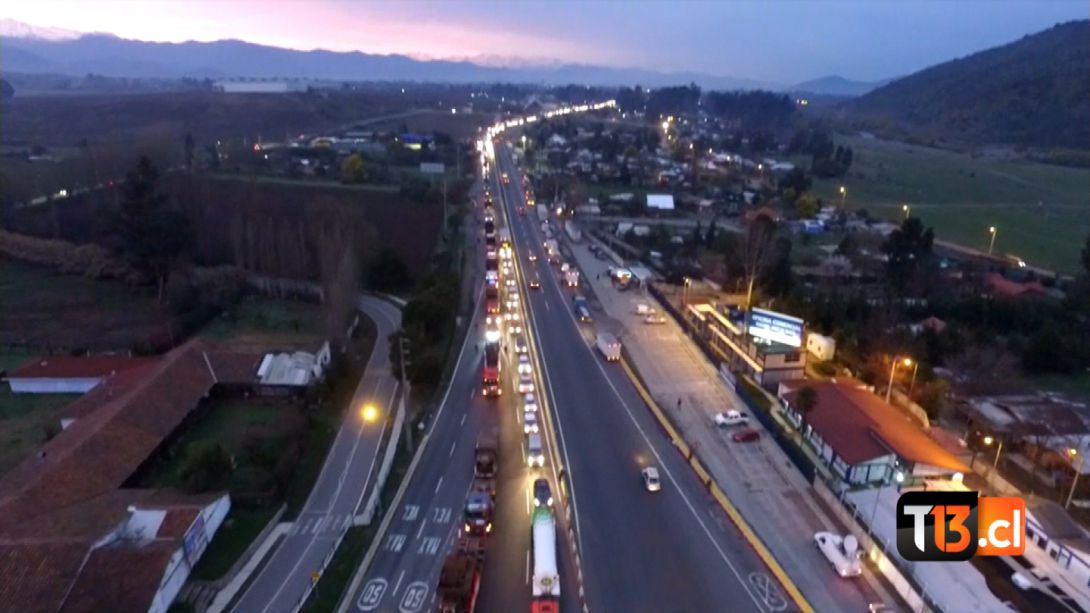 Presidente de Copsa defiende alza en las autopistas y asegura que las utilidades son bajas