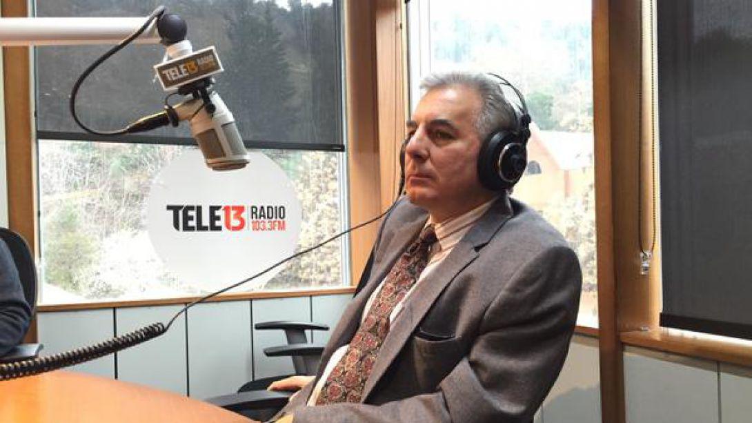 Álvaro Vargas Llosa asegura que es difícil que se inicie la destitución de Trump
