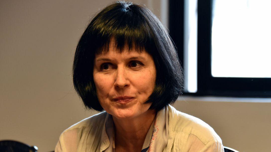 Roxana Pey: No se puede montar una universidad con una figura de pseudo rector sin opinión