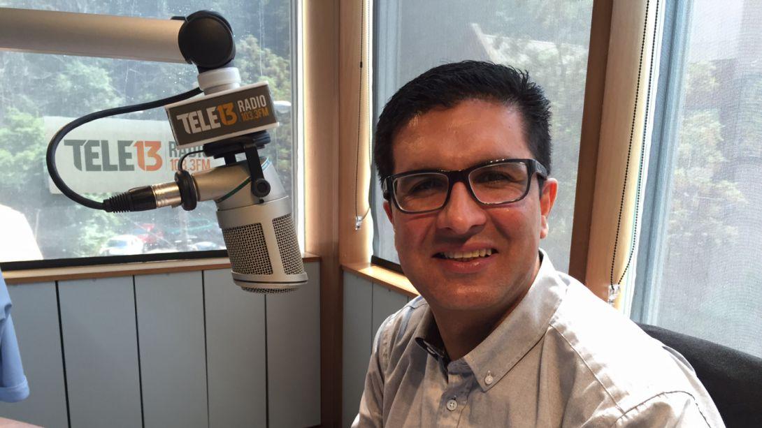 Carlos Henríquez por Simce de escritura: Tenemos mayores dificultades en la coherencia