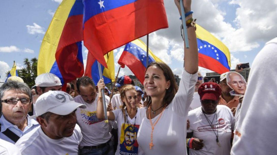 Oposición en Venezuela califica de