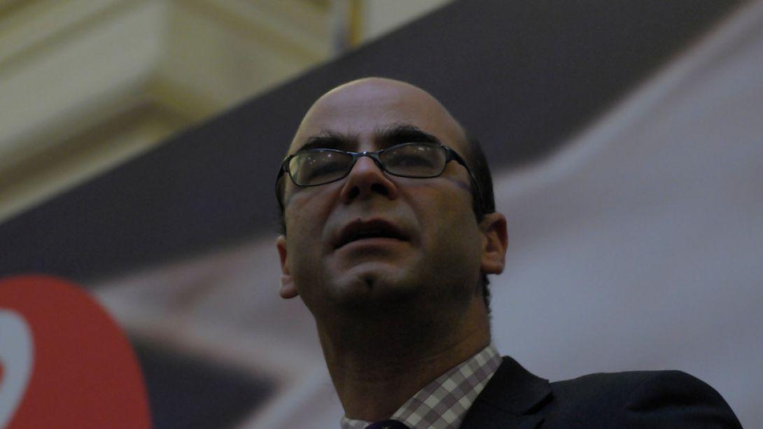 Atria: No he escuchado a nadie del PS que diga que está con Guillier por su proyecto político