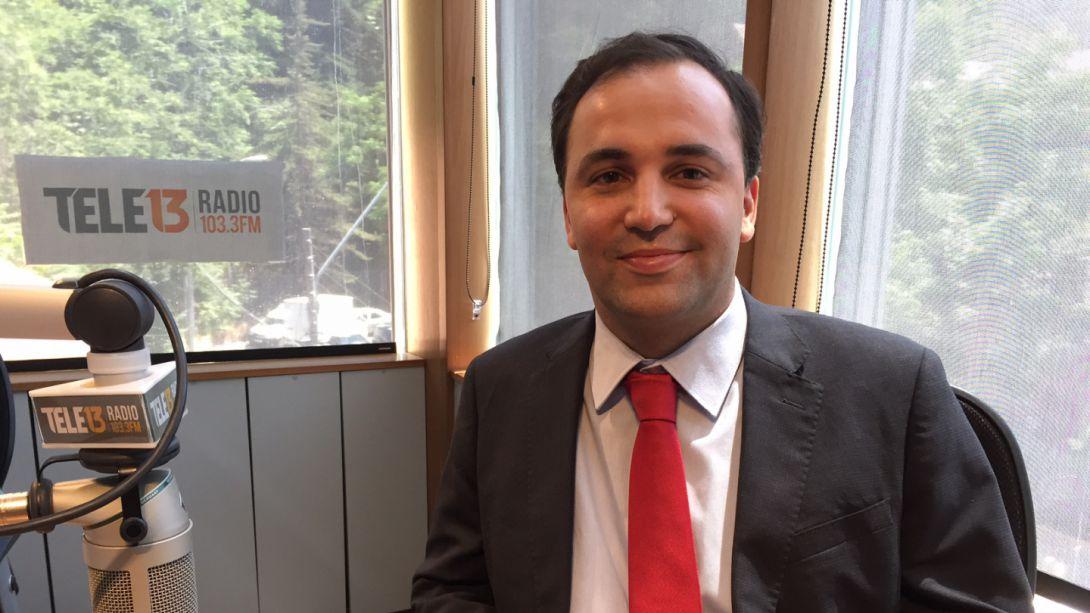 [Audio] Director de Junaeb por obesidad infantil: Hay aumento del sedentarismo