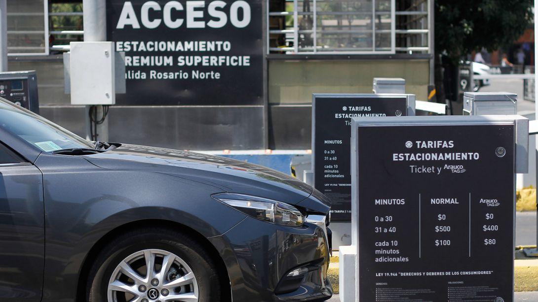 Empresa de estacionamientos niega haber inventado artículo de la ley