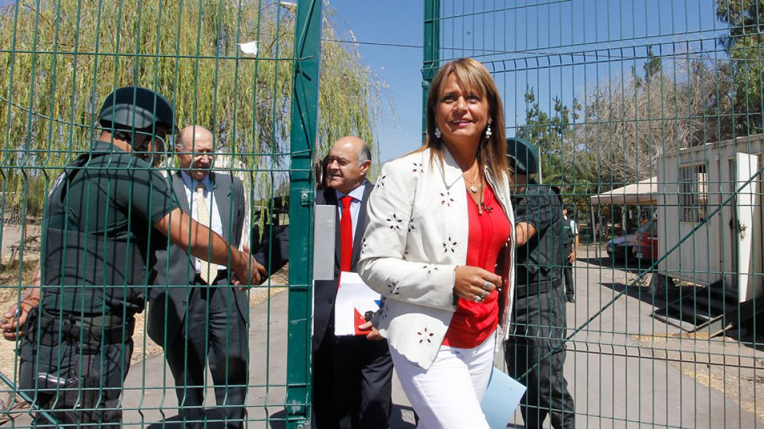Van Rysselberghe por Punta Peuco: Esta visita no le quita ni un voto a Sebastián Piñera