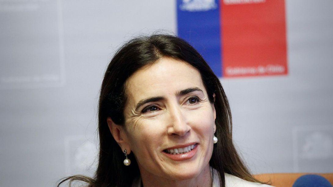 Carolina Schmidt por Piñera: los conflictos de interés son propios de la vida