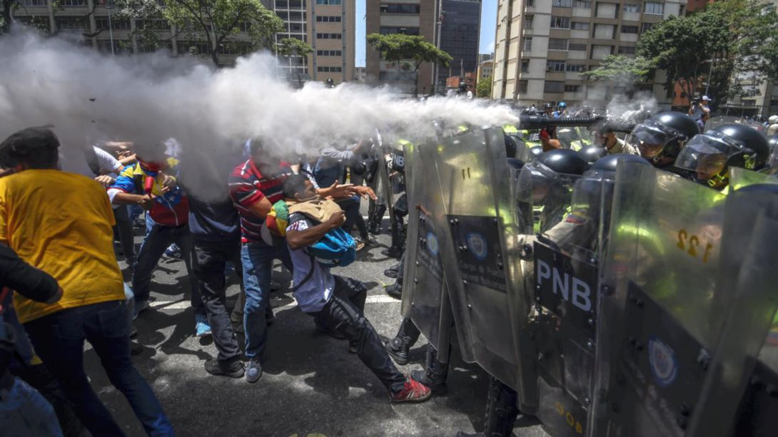 Human Rights Watch por Venezuela: El descaro es total, ni siquiera hay una fachada democrática
