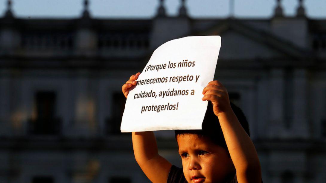 Consejo Nacional de la Infancia: Los niños dicen que no son escuchados