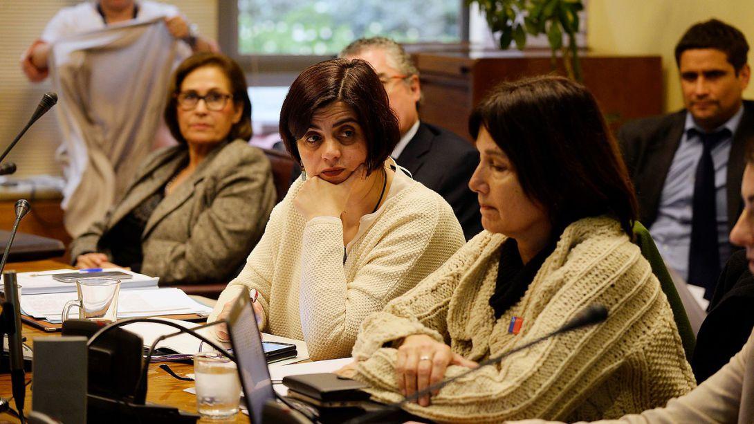 Comisión de Hacienda del Senado despacha proyecto de aborto — CHILE