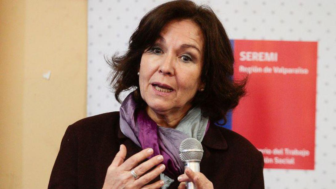 Ministra del Trabajo: Tras implementación de reforma laboral las huelgas bajaron de 25% a 14%