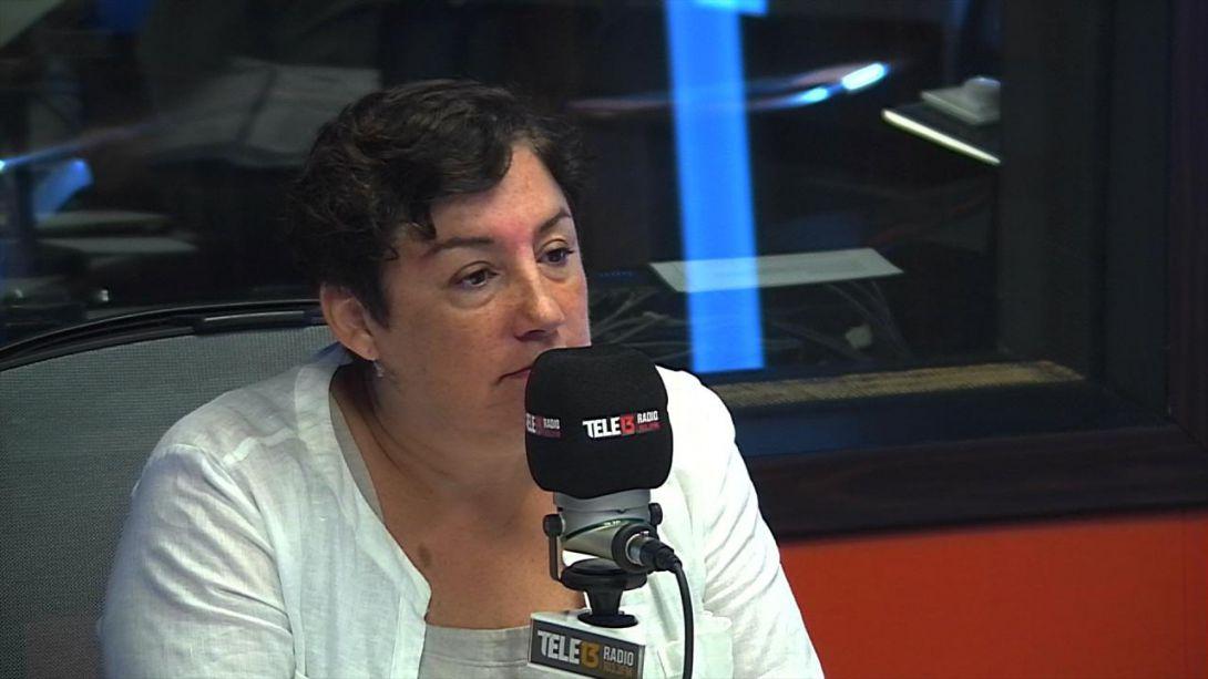 Beatriz Sánchez y segunda vuelta: Voy a liderar la decisión que se tome en todos los escenarios
