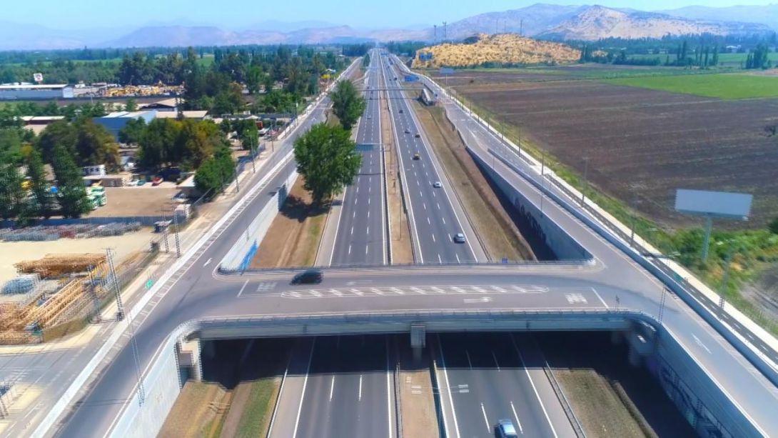 La Mega Autopista Santiago Lampa Tele 13