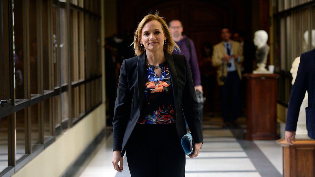 Goic tras renuncia de Mariana Alwin a la DC: Yo lamento la decisión, pero la entiendo
