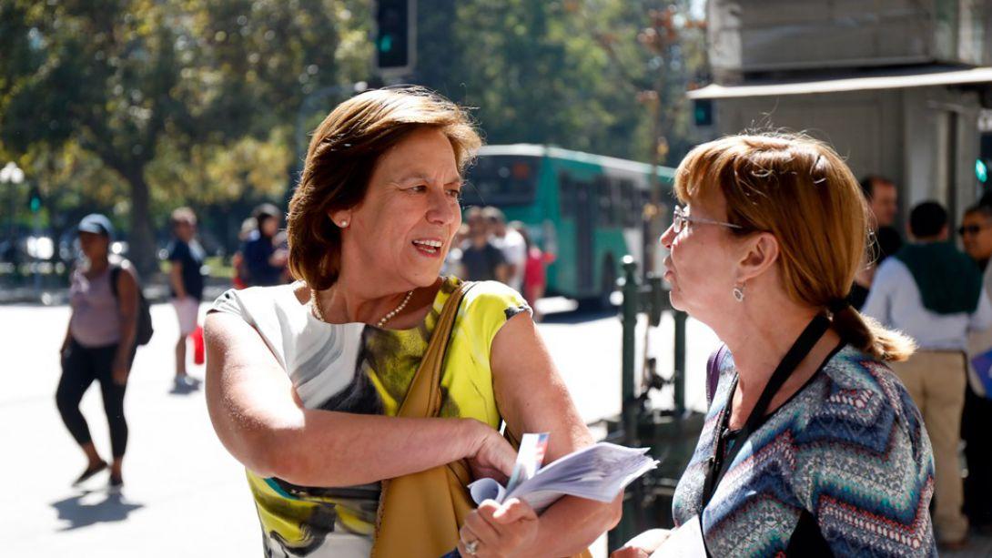 Mariana Aylwin y viaje de Bachelet a Cuba: Sólo explica su ser más íntimo