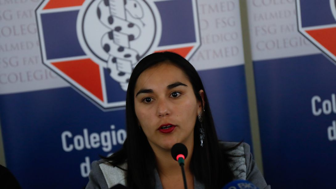 """Izkia Siches: """"No se entendería que uno haga una ley y sus propias instituciones no la cumplan"""""""