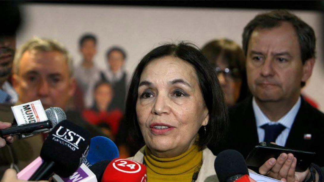 Encargada de temas de género U. de Chile: Estamos ad portas de un cambio cultural significativo