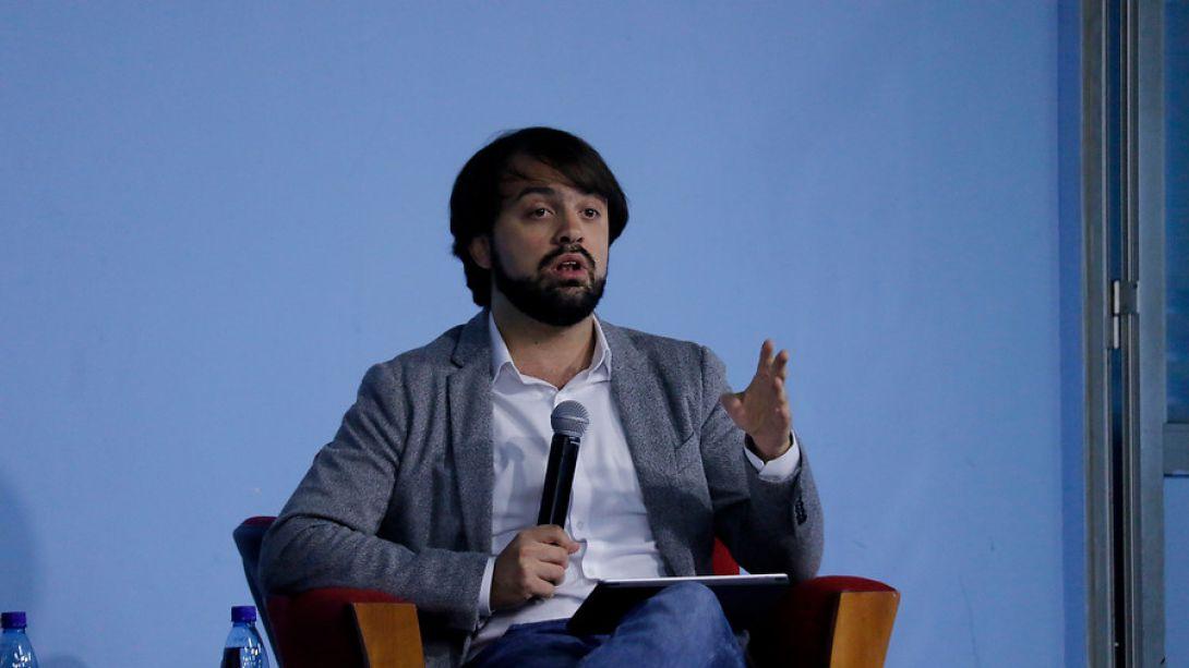 Sharp reiteró críticas a centralismo capitalino en Cuenta Pública de Piñera