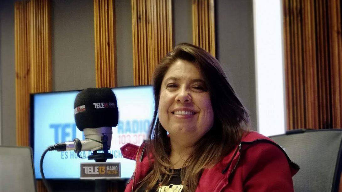 Diputada Mix explica solicitud de destitución de Jorge Abbott: Queremos que se evalúe su accionar
