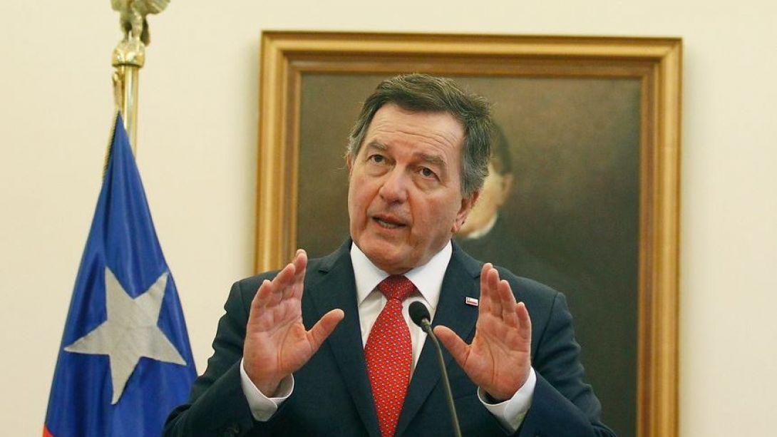 Ampuero e inminente fallo de La Haya: No está en juego la soberanía chilena